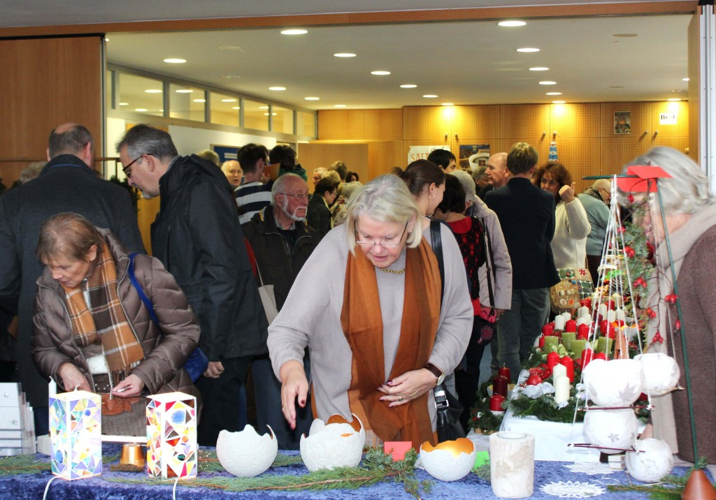 40 Jahre Aktionstag Brot-für-die-Welt (27. November 2016)