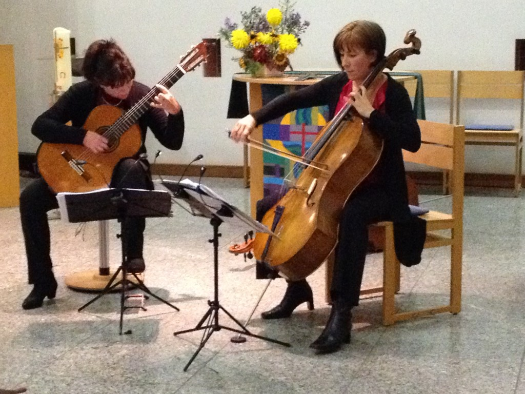 Konzert Duo Infernale (15. Oktober 2016)