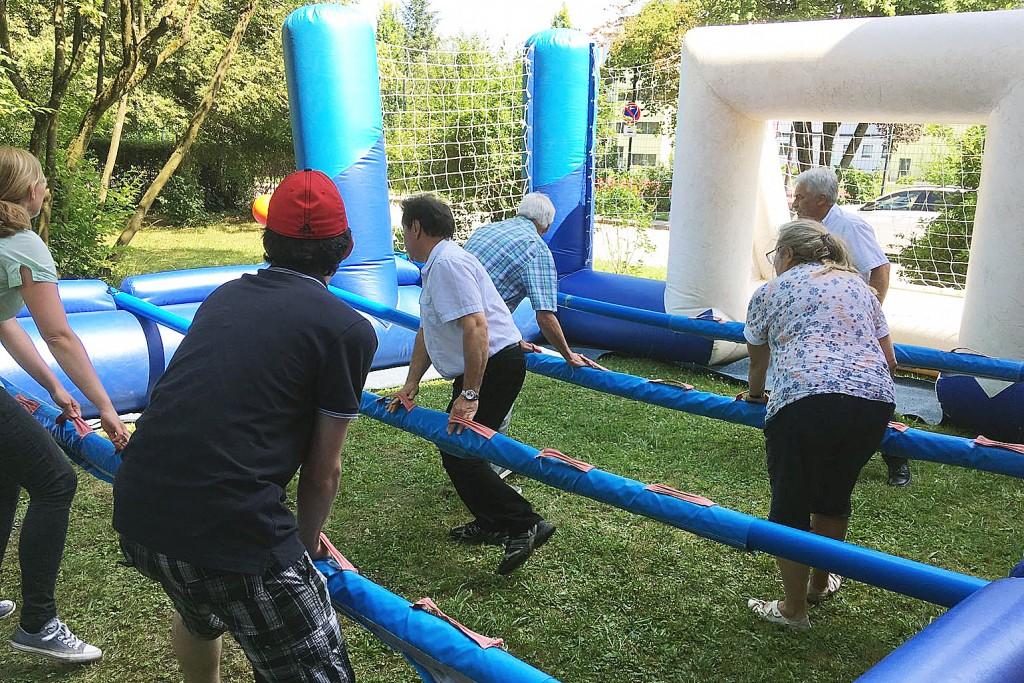 Gemeinde Sommerfest 2018